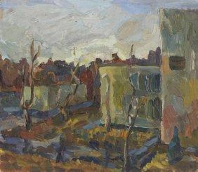 Yuli Nikolaevich Yatchenko Russian Painting
