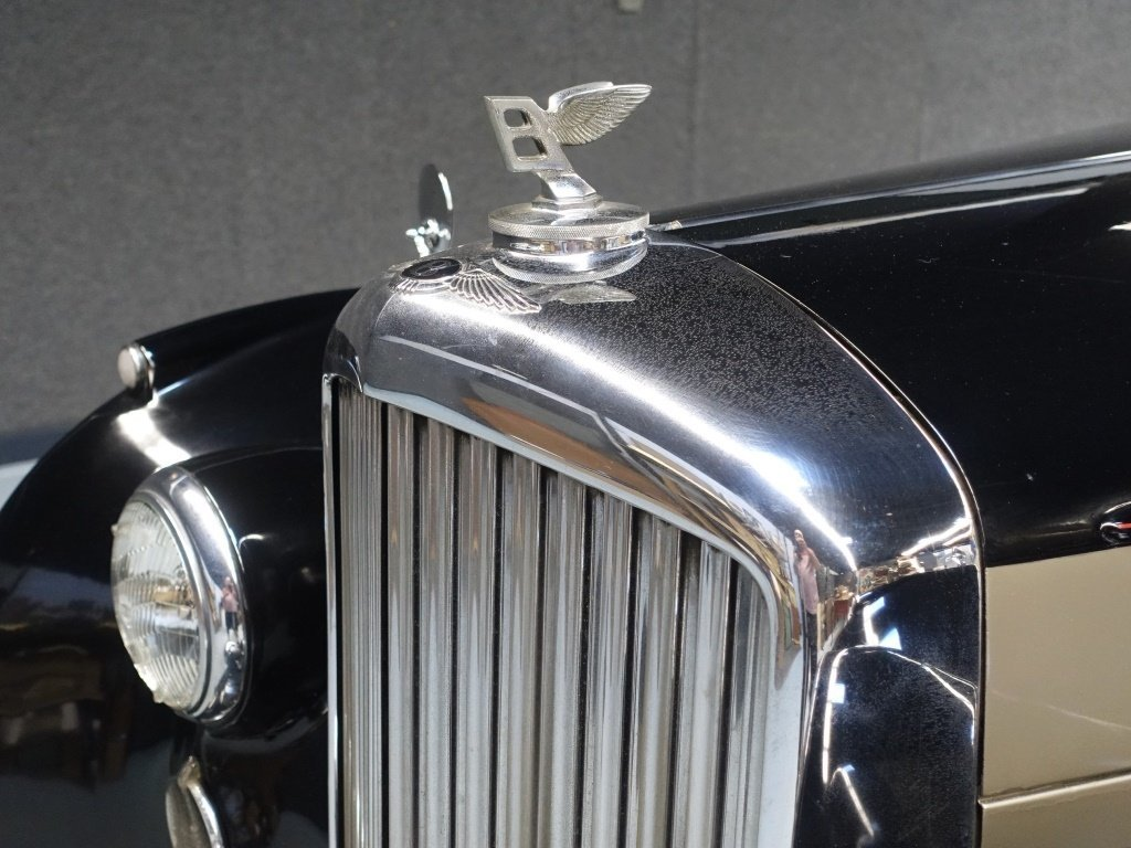 1949 Bentley Mark VI Standard Saloon Automobile - 5
