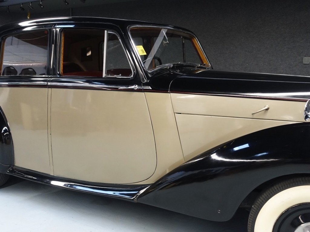 1949 Bentley Mark VI Standard Saloon Automobile - 7