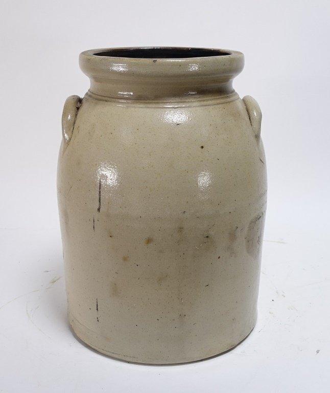 C Boese & Co. Premium Mustard Blue Bird Crock - 3
