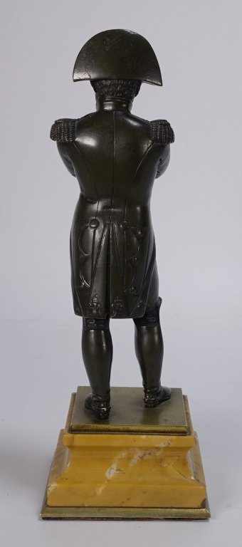 French Bronze Figure of Standing Napoleon - 4