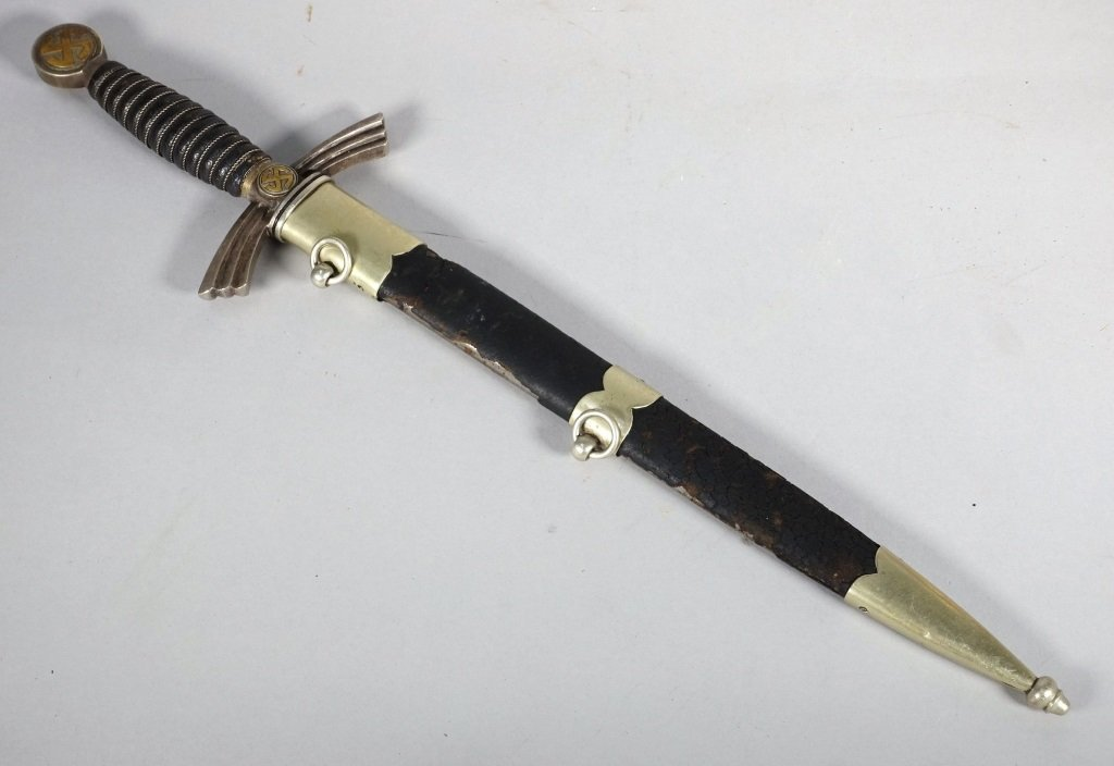 German WWII Luftwaffe First Model Dagger
