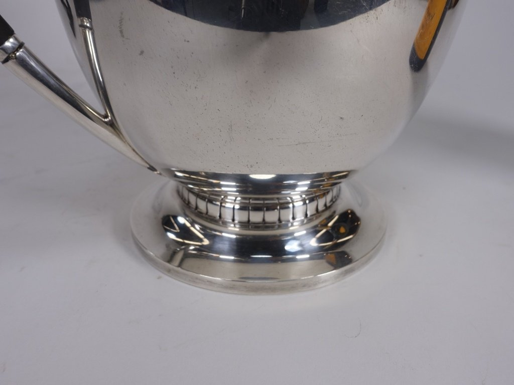 Tuttle Silversmiths Arts & Crafts Sterling Pitcher - 5