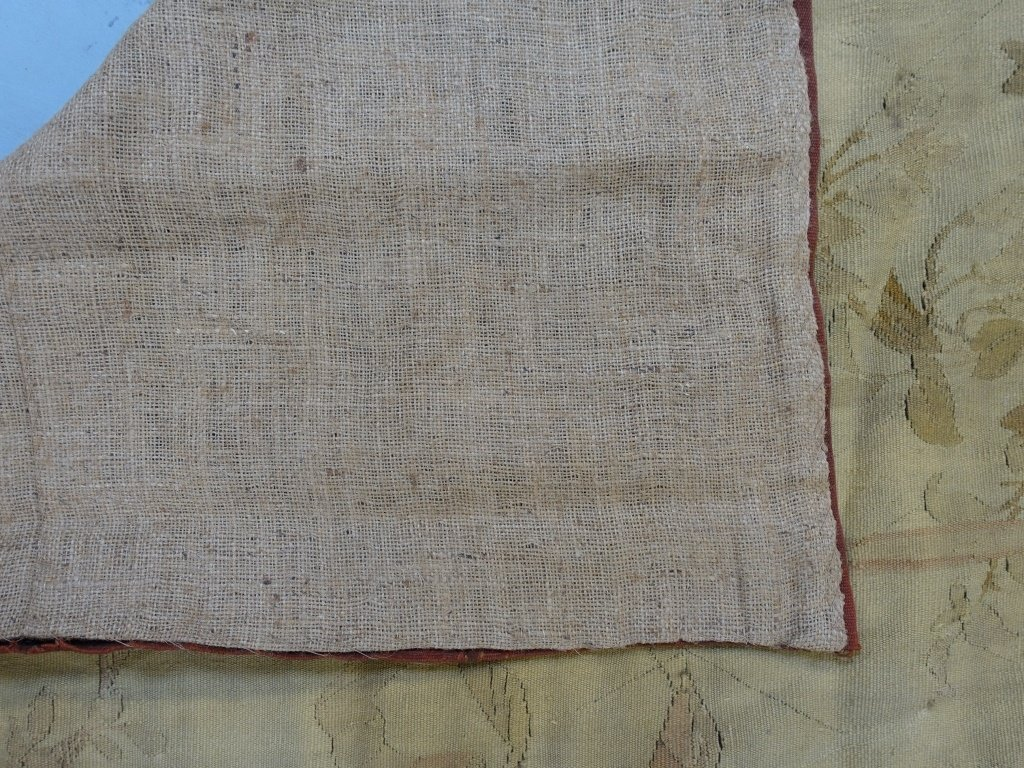 PR Large French Aubusson Textile Tapestries - 10