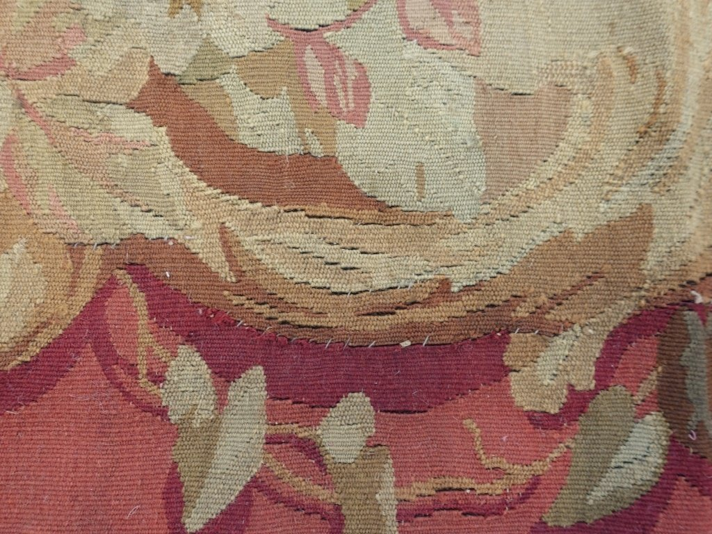 PR Large French Aubusson Textile Tapestries - 7