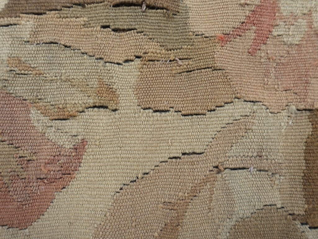 PR Large French Aubusson Textile Tapestries - 8
