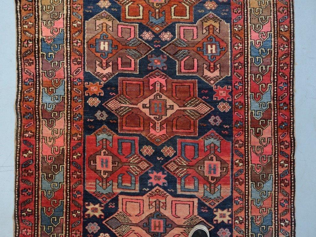 Persian Caucasian Oriental Runner - 2