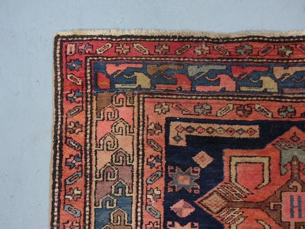 Persian Caucasian Oriental Runner - 6