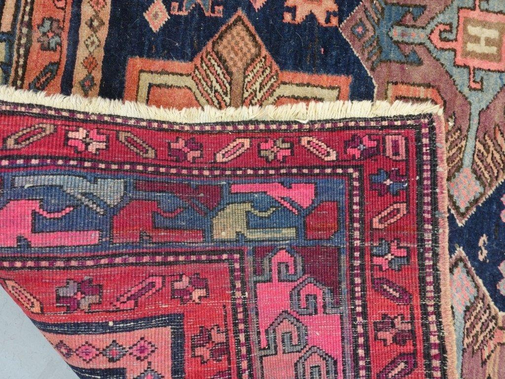 Persian Caucasian Oriental Runner - 7