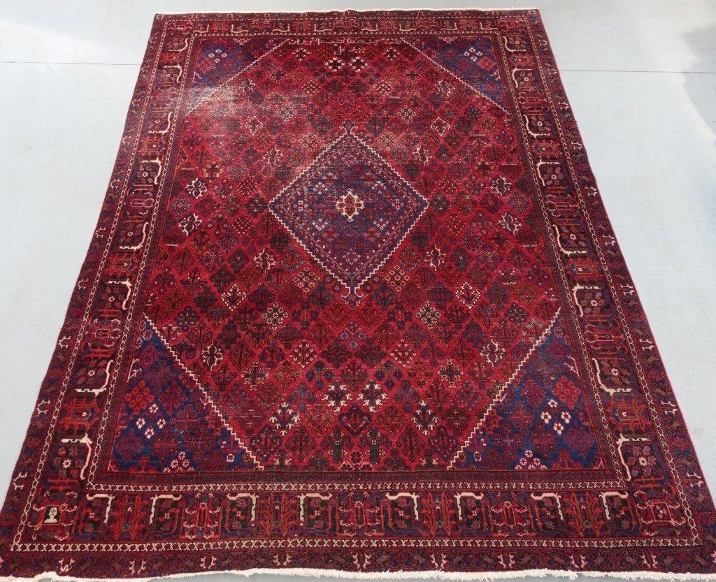 Persian Joshegan Sarouk Room Size Carpet