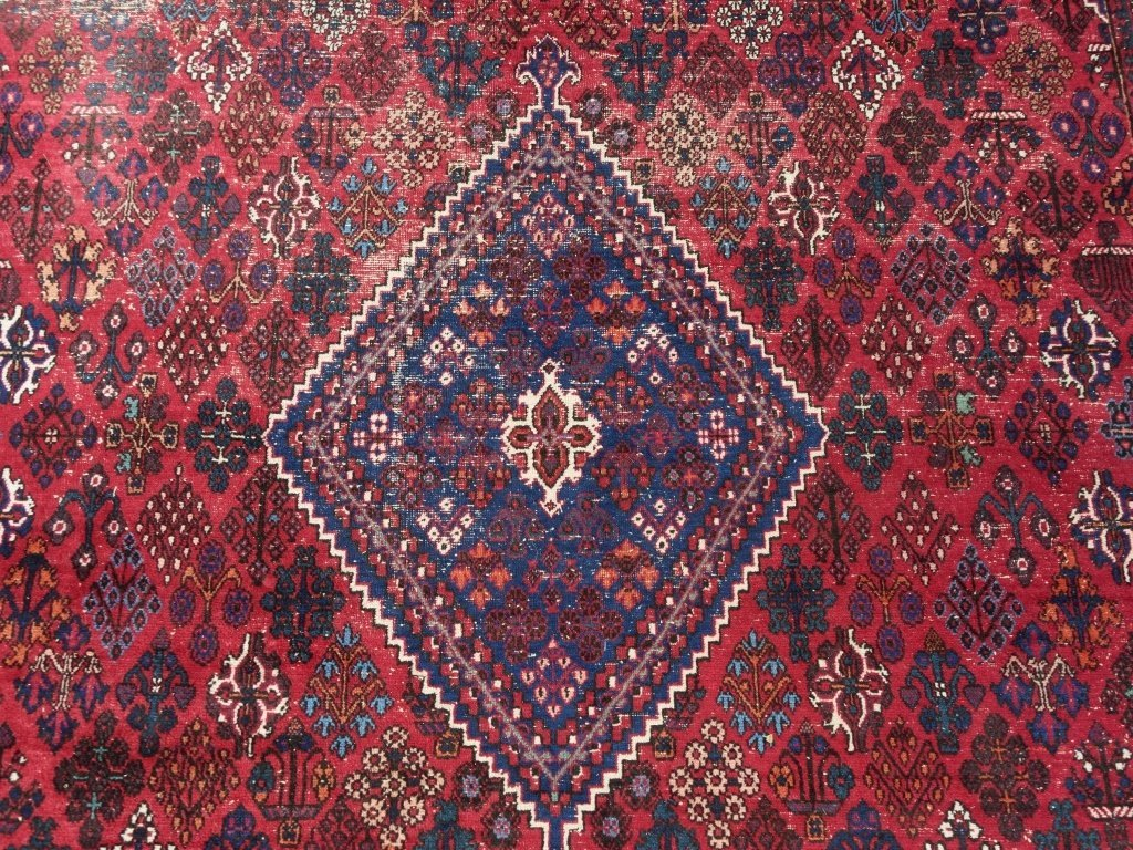 Persian Joshegan Sarouk Room Size Carpet - 2
