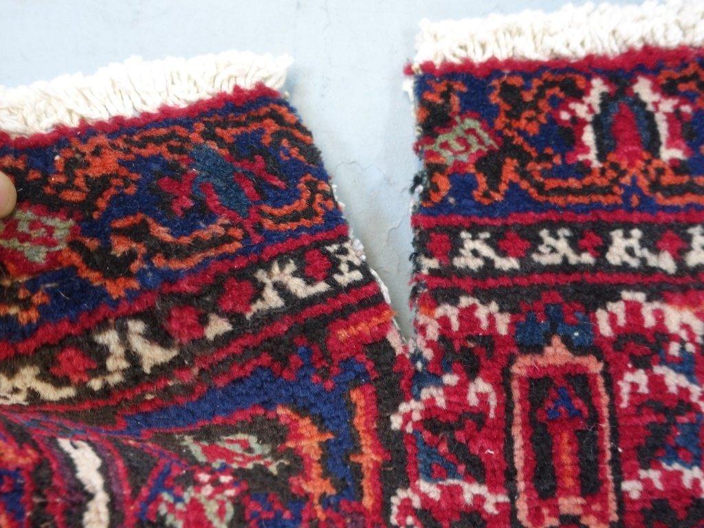 Persian Joshegan Sarouk Room Size Carpet - 5