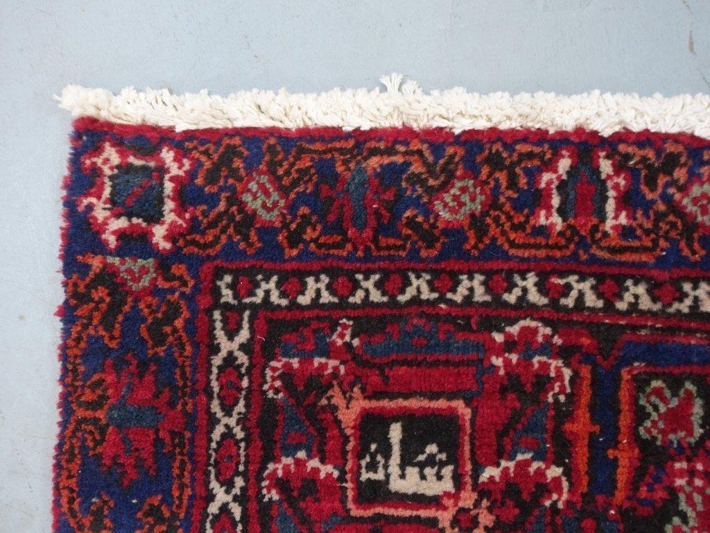 Persian Joshegan Sarouk Room Size Carpet - 6