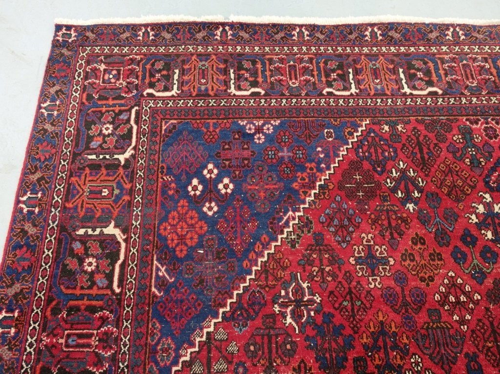 Persian Joshegan Sarouk Room Size Carpet - 7