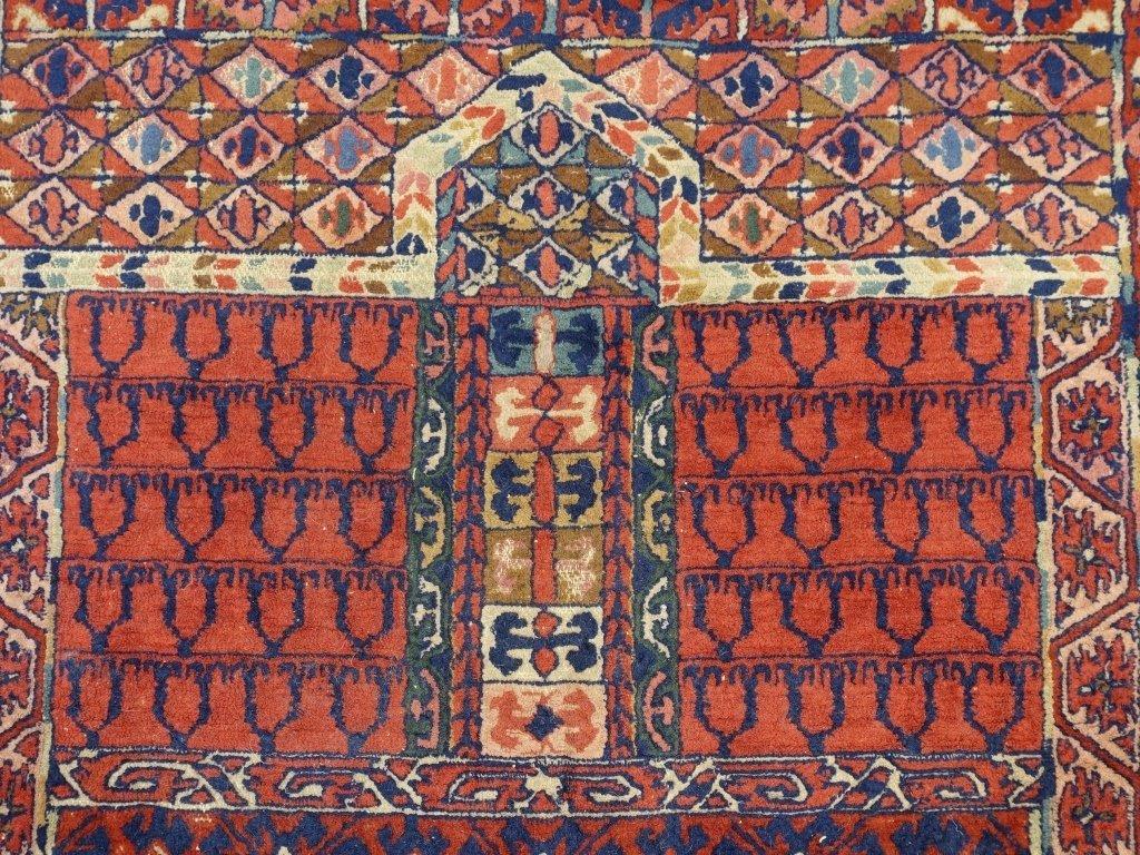 European Enssi Pattern Carpet - 4