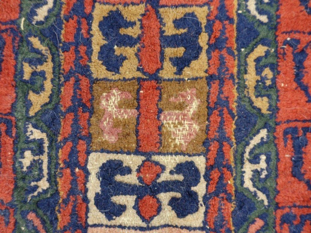 European Enssi Pattern Carpet - 5