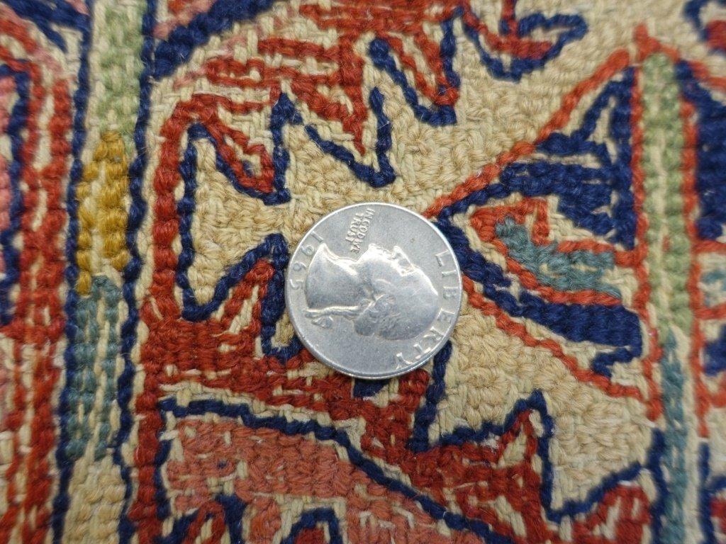 European Enssi Pattern Carpet - 9