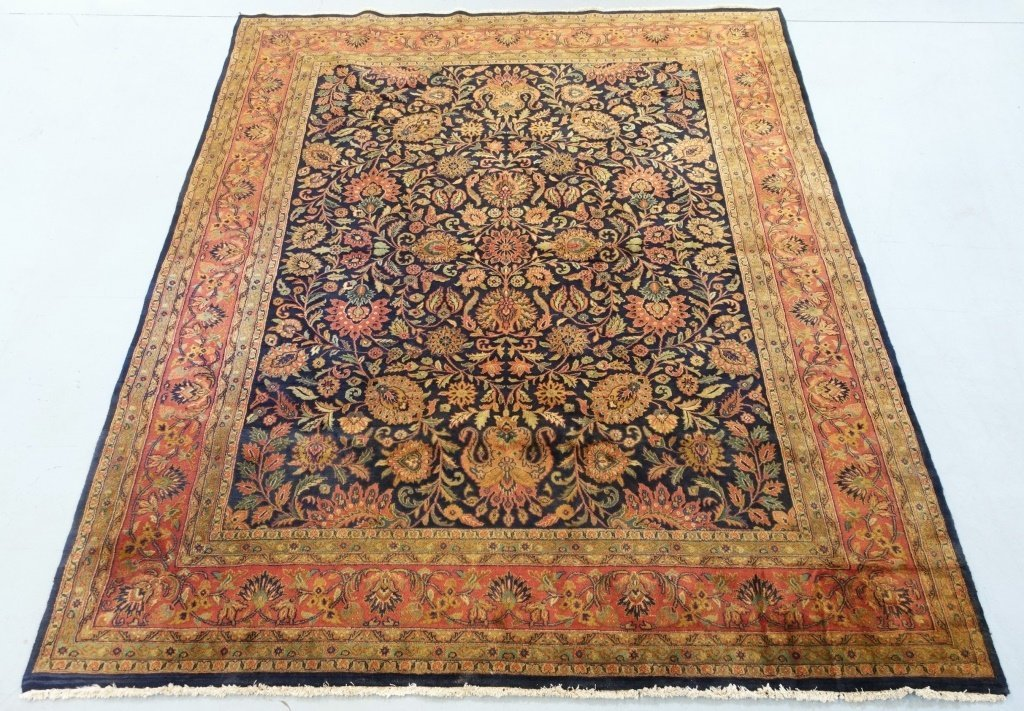 Persian Oriental Room Size Carpet Rug
