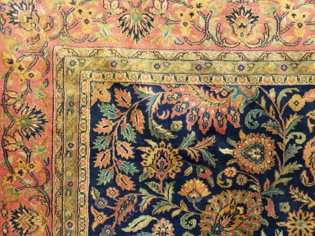 Persian Oriental Room Size Carpet Rug - 3