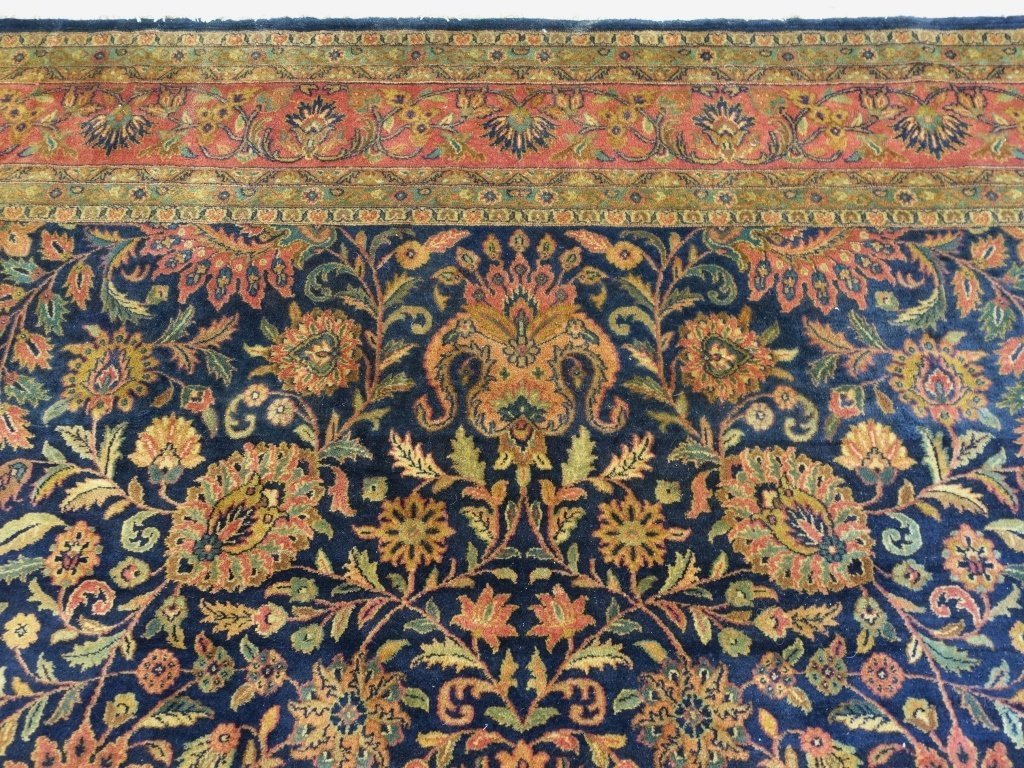 Persian Oriental Room Size Carpet Rug - 5