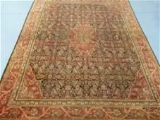 Large Persian Room Size Mahal Carpet Rug