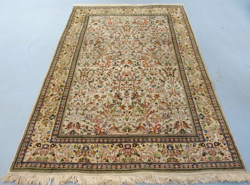 Persian Tabriz Carpet Rug