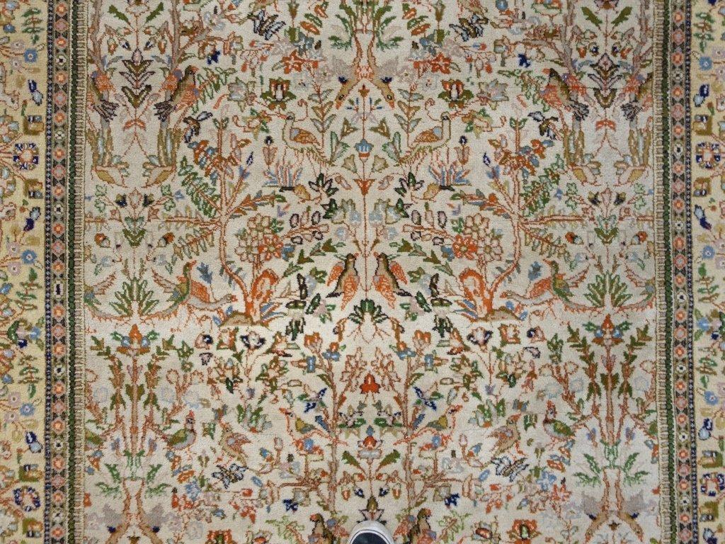 Persian Tabriz Carpet Rug - 2