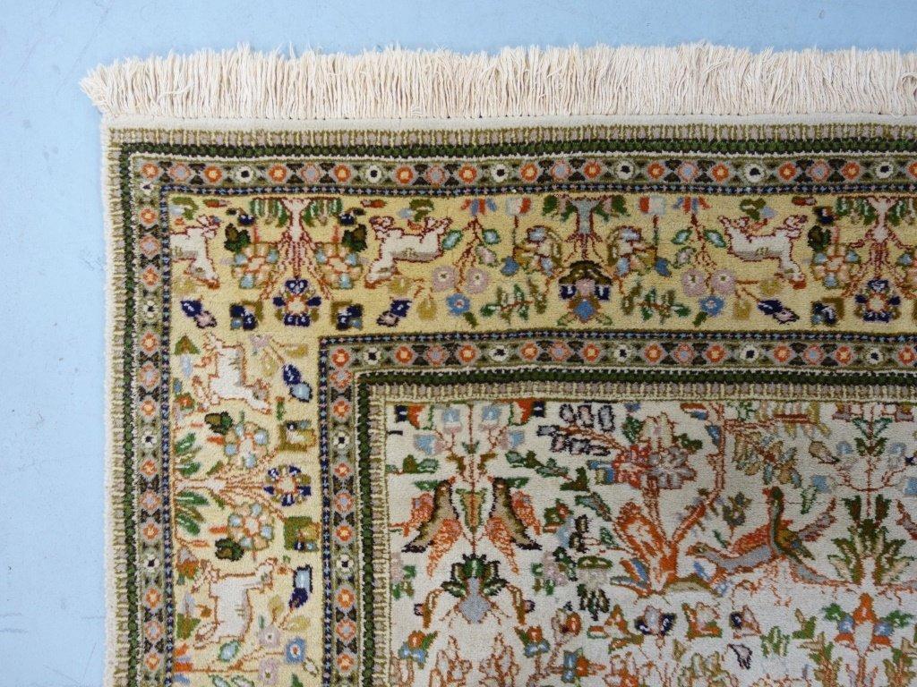 Persian Tabriz Carpet Rug - 3