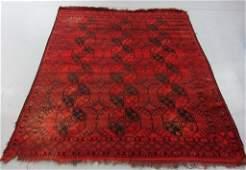 Persian Esari Geometric Pattern Design Carpet