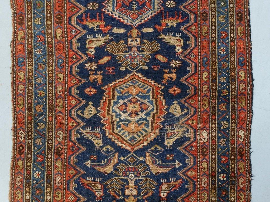 North West Persian Runner Rug - 4