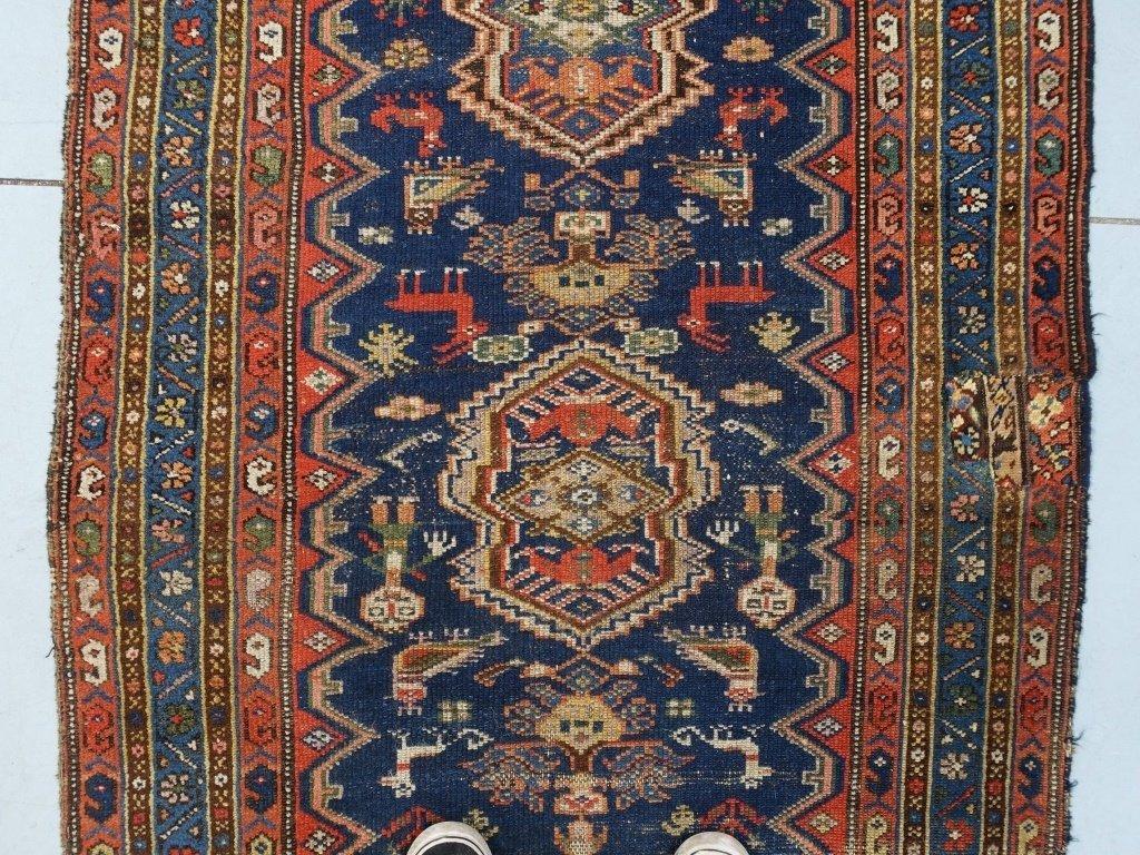 North West Persian Runner Rug - 5