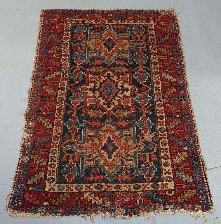 Oriental Karaja Rug Carpet