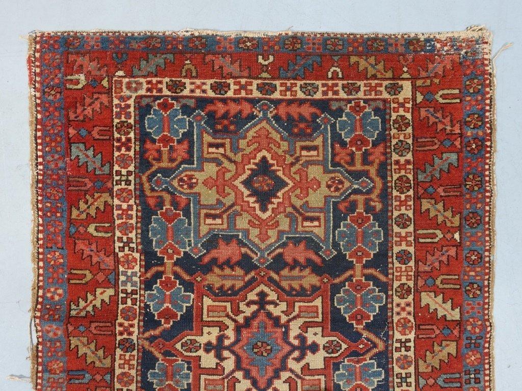 Oriental Karaja Rug Carpet - 2