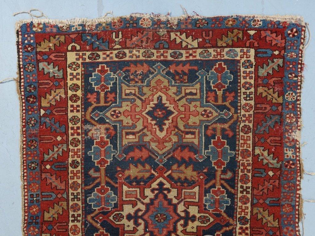 Oriental Karaja Rug Carpet - 3