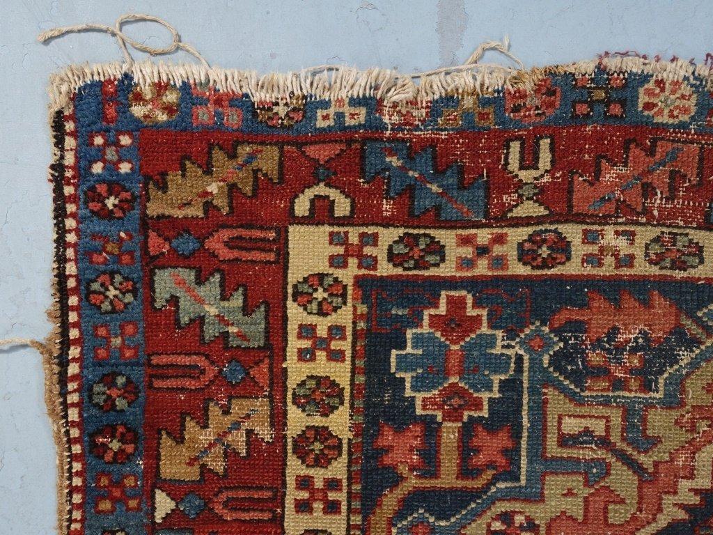 Oriental Karaja Rug Carpet - 4