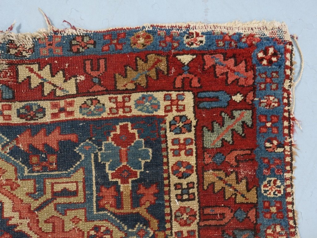 Oriental Karaja Rug Carpet - 5
