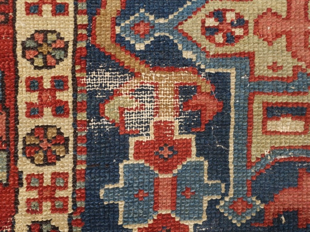 Oriental Karaja Rug Carpet - 6