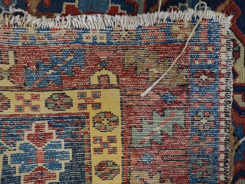 Oriental Karaja Rug Carpet - 7