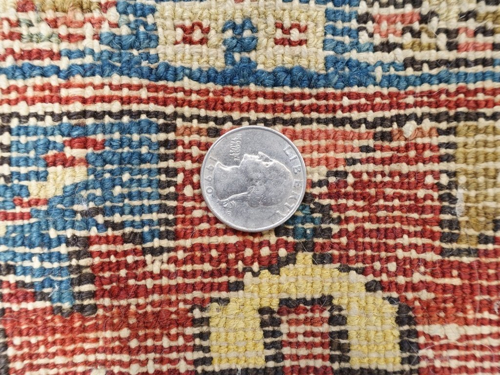 Oriental Karaja Rug Carpet - 8