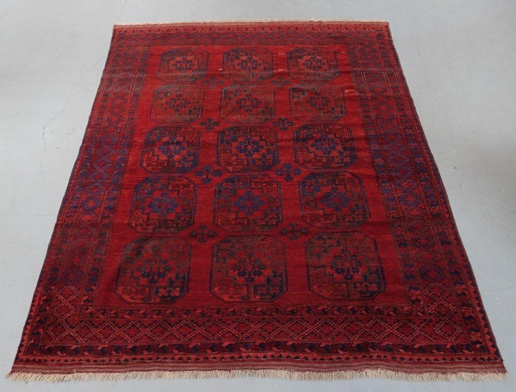 Antique European Pattern Esaire Rug