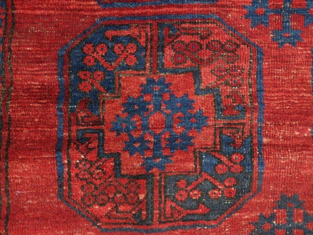 Antique European Pattern Esaire Rug - 4