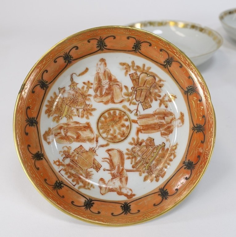 Chinese Export Porcelain Estate Grouping - 4