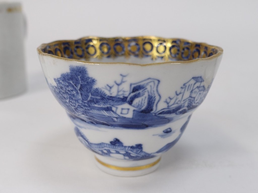 Chinese Export Porcelain Estate Grouping - 7