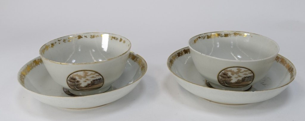 Chinese Export Porcelain Estate Grouping - 8