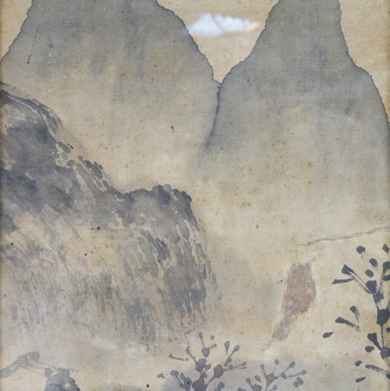 Chinese Painting of Landscape and River - 3