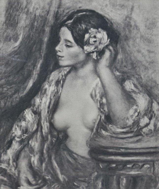 Pierre Renoir Impressionist Nude Heliogravure - 2