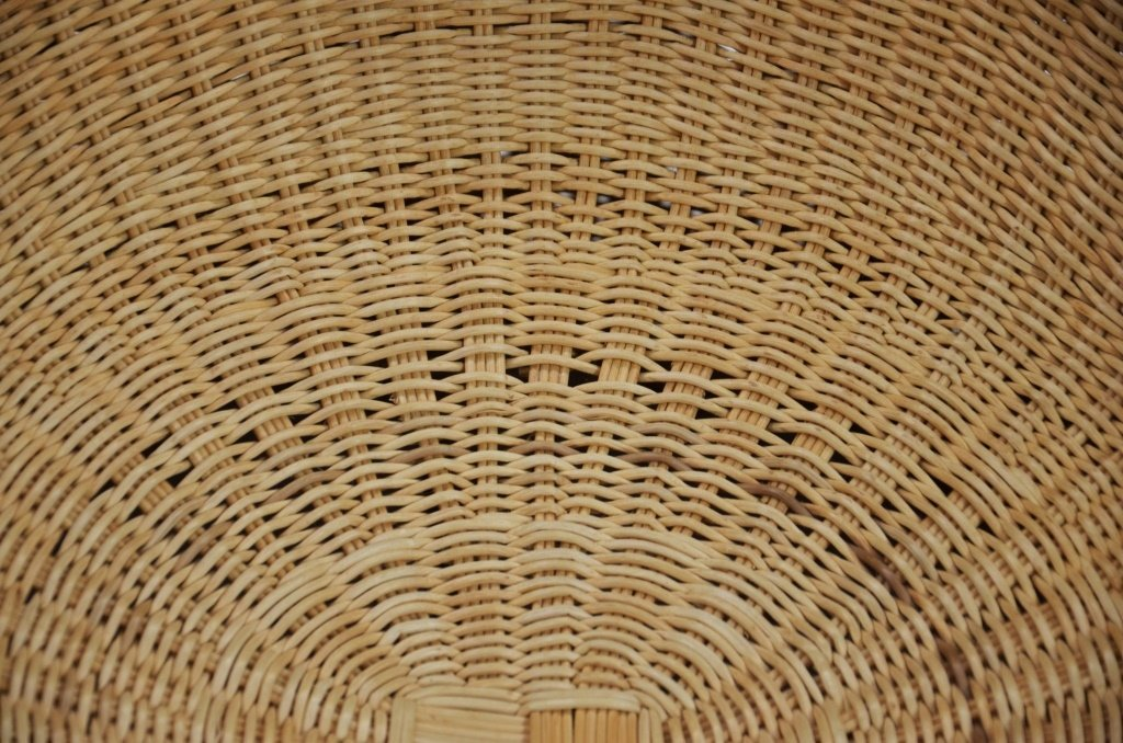 Eero Aarnio Finish Designed Wicker Lounge Chair - 4
