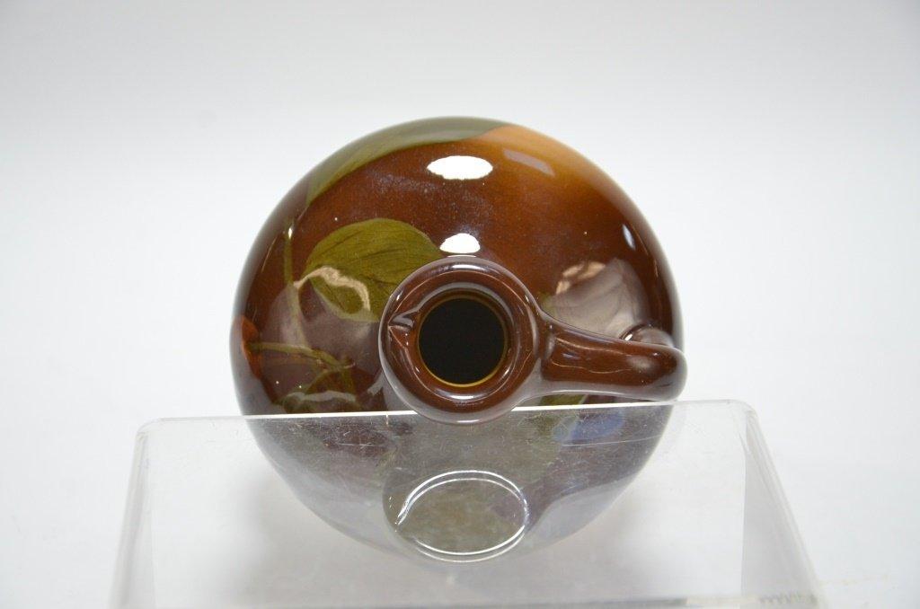 1901 Elizabeth Lincoln Rookwood Pottery Cherry Jug - 5