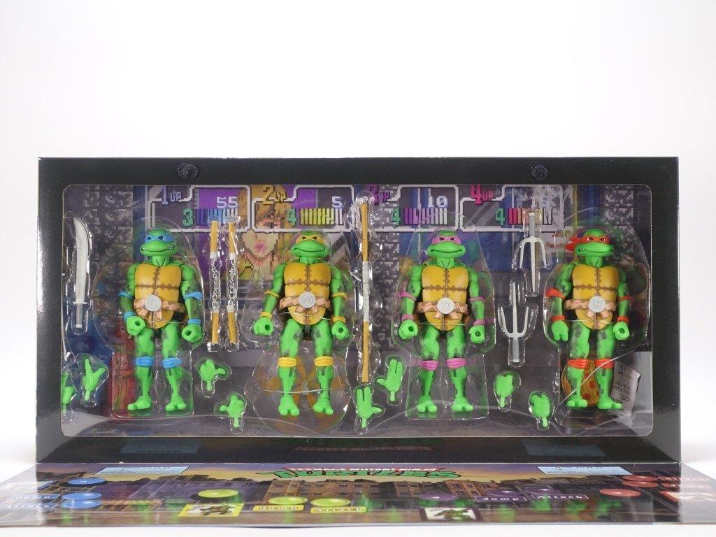 SDCC 2016 Excl. TMNT Arcade Turtles & Foot Clan - 2