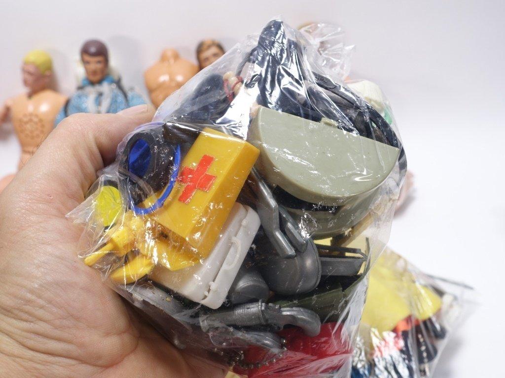 Estate Lot of 100+ 1960's G.I Joe Accessories - 7